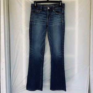 "American Eagle ""Skinny Kick"" Jeans"